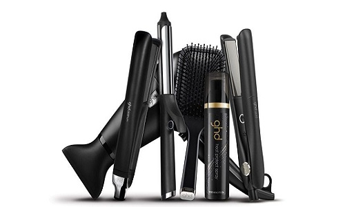 GHD product range